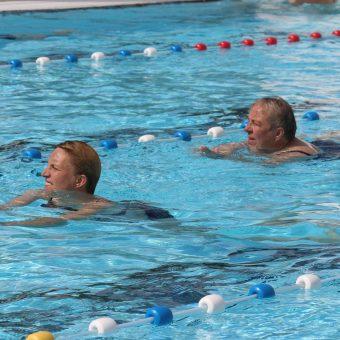 Zwemles voor (jong)volwassenen