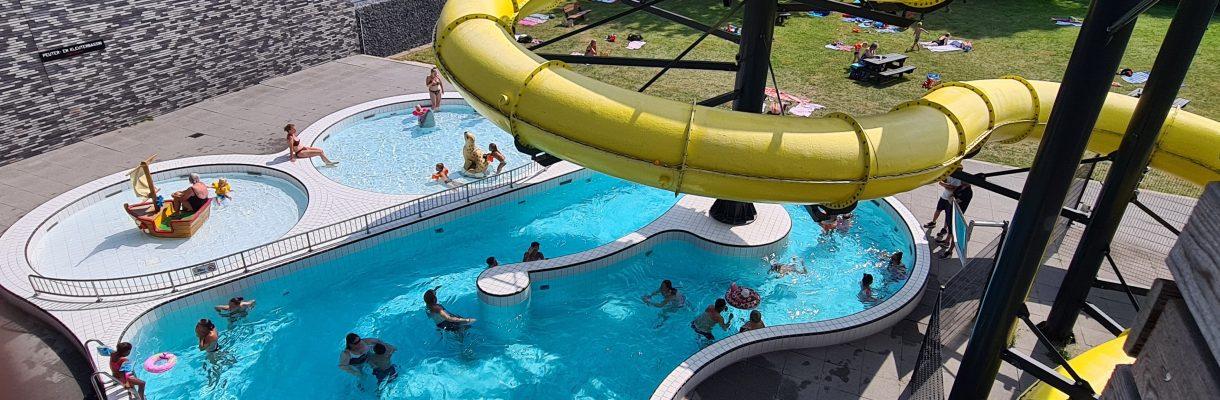 Zwembad Het Heersdiep weer helemaal open