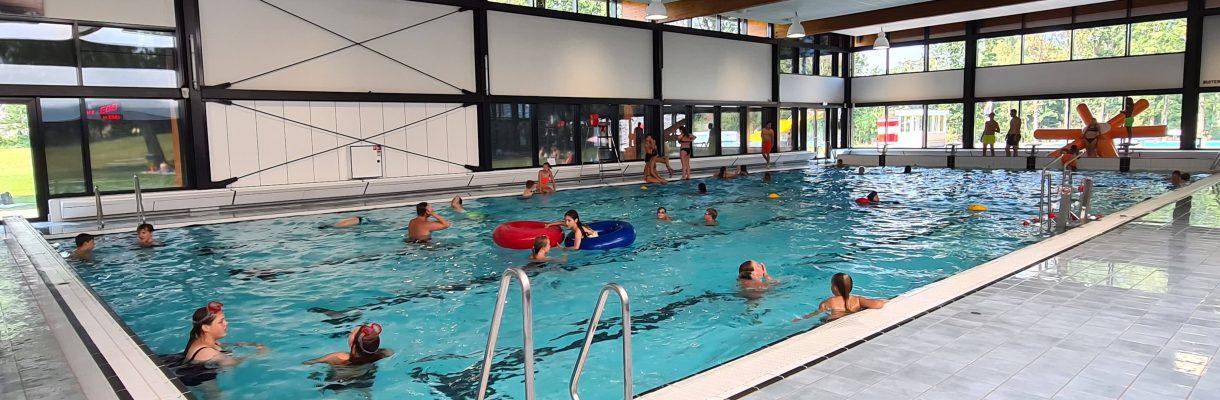 Extra veel zwem- en speelplezier tijdens de Herfstvakantie