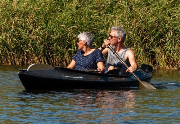 marine kano 2 persoons