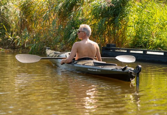 marine kano 1 persoons